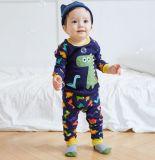 Custom Pijamas Sleepwear Kids vestuário para bebé