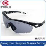 Deportes al aire libre nave de la gota polarizadas gafas de sol deportivas de voleibol de béisbol para los jinetes de la bici