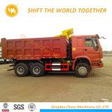 Sinotruk HOWO 6X4 20cbm 371HP 273kw 10 ruedas de camión volquete