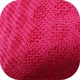 Poliéster Kint grueso tejido de malla de aire en 3D para las bolsas