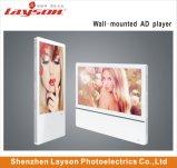 Affichage TFT LCD 15,6 pouces HD Digital Signage Player Publicité multimédia de réseau WiFi passager l'écran de l'élévateur