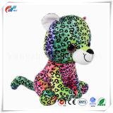Dragen de Grote Zachte Ogen van de Stof van de Druk van de Sublimatie van de douane Stuk speelgoed