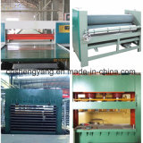 Ligne de Production de contreplaqué de bois/ Presse à chaud Machine/ Machinerie de traitement