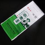 Зеленый полипропилен PP тканый мешок для упаковки для строительного мусора