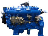 2018 84kw1500T/min Ricardo Series Dieselmotor voor het Produceren van Gebruik