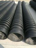 De structuur-Muur van het Polyethyleen van de Pijp van Krah het Systeem van Leidingen voor Ondergronds Gebruik