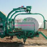 Film blanc d'ensilage du film LLDPE d'enveloppe de balle d'ensilage d'agriculture de qualité