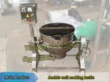 Jacketed чайник 100L опрокидывая варящ чайник