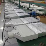 luz de rua solar do diodo emissor de luz 100W para substituir a luz do halogênio