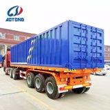 Aotong Marken-Hochleistungs3 Wellen-hydraulischer seitlicher Speicherauszug/sich neigen Schlussteil