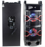 2.0 Professional EQ Laser Light Speaker Sistema de som Power DJ Stage Speaker Stero Subwoofer E245