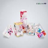 Коробка пластичный упаковывать косметической промышленной пользы складная подгонянная