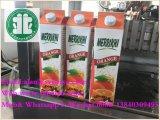 新しいジュースの無菌タイプカートンボックス満ちる包装機械、Bwl-2500