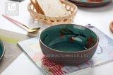 Ciotola della porcellana della ciotola di insalata di stampa piacevole 6.5 della mano '
