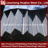 Ferro di angolo uguale/disuguale/barra d'acciaio di angolo per il disegno del cancello del ferro