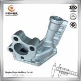 Custom Zl104 Aluminium Sand Casting Products Flange Coupling