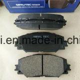 브레이크 패드 Honda Civic 43022tbaa02를 위한 고정되는 디스크 브레이크