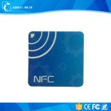 Etiqueta auta-adhesivo del papel revestido NFC de Ultralgiht C ISO14443A
