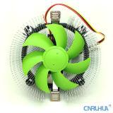 Radiador de Alumínio Zero Quente Refrigerar de Ar do Computador para o Processador Central