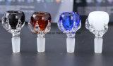 Hot Sell Glass Accessoires pour fumeurs pour tuyaux en verre Colorful