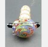 De Filter van de Tabak van de Waterpijp van de Waterpijp van het glas 3.94 Duim