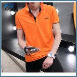 Entièrement chemise de polo de Mens de sublimation dans la qualité