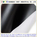 Meilleur populaire vendant le drapeau de câble de dos de noir de PVC de l'étalage 1.02-3.2*50m