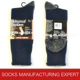 Grueso del calcetín de Trabajo caliente de los hombres