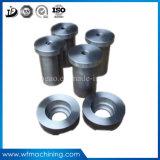 Peças de Usinagem CNC de Aço / Aço Inoxidável Personalizadas OEM com Rosca de Parafuso