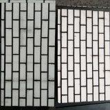 Mining Chute를 위한 컨베이어 Ceramic Wear Lining Plate