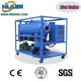 Utiliser la machine de recyclage des huiles de transformateur