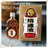 Petróleo medicinal natural para el dolor de la relevación