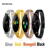 Gelbert K88h Bluetooth Smart Watch Téléphone portable pour homme