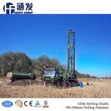 Piattaforma di produzione montata camion africano del pozzo dell'acqua calda da vendere (HFT600ST)