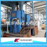 Chaîne de production automatique de haute précision, machine de moulage verticale