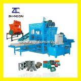 Zcjk4-20A hidráulico ladrillo que hace la máquina