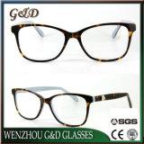 Telaio dell'ottica dei nuovi di stile del commercio all'ingrosso delle azione dell'acetato occhiali di Eyewear