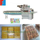 Máquina de Embalagem Biscoito almofadas automática