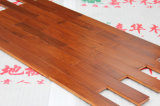 Assoalho impermeável natural da madeira do Teak das vendas diretas da fábrica