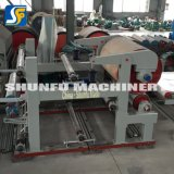 Piccola carta straccia del fornitore cinese che ricicla prezzo del macchinario di produzione del piatto di carta del cartone