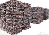 Fabrik-Zubehör-Holzkohle-Maschine in Afrika