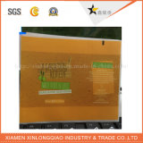 Impresora cosmética Botella PE Etiqueta de papel de impresión adhesivo impermeable de la etiqueta engomada