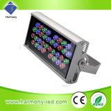 외부 RGB IP65 36W 플러드 LED 램프