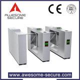 Controle de Acesso rápido a barreira Try-Pod Gate com bilhete pago incorporado Stdm-Tp18um sistema de autenticação