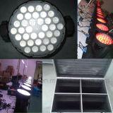 Cer RoHS 36X10W wasserdichtes bewegliches LED Stadiums-Licht des Träger-Kopf-