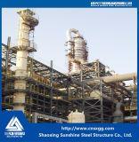 Сборные стальные конструкции здание с Q235 Q345 строительные материалы