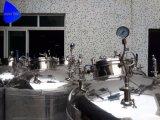 El tanque de almacenaje de la limpieza del CIP del acero inoxidable