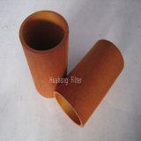 高温油を取り除く銅の粉によって焼結させるフィルター