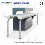 Pneumatic Impulse Heating Plastic Sealing Banner Welding Machine