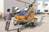 BioDiesel und Solar Powered LED Flood Light Towers